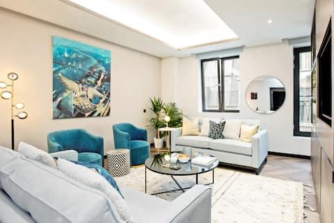 Stunning 3 bedroom Flat by Regent Street (Flat 17)