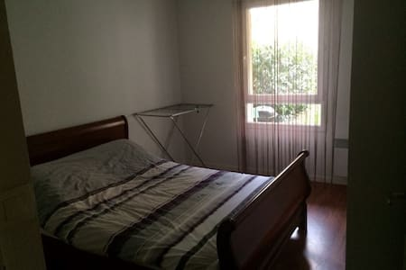 Chambre chez particulier, à 10 min de Rennes. - Orgères - Rumah Tamu