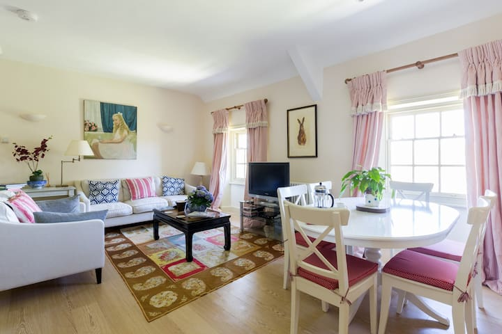 UPPER COURT FARM APARTMENT - CHIPPING NORTON - Apartemen