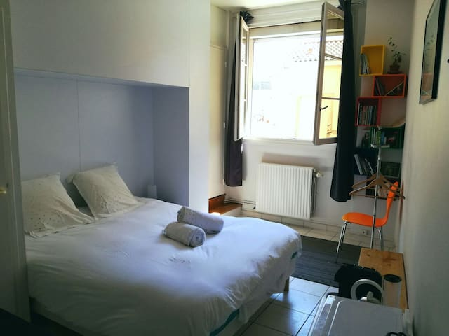 Studio in the historical part of Lyon - Lió - Pis