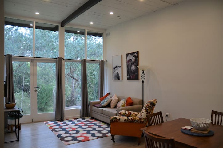 Your own bush retreat in the heart of Warrandyte