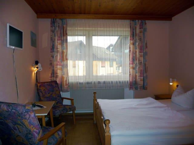 Pension Löffler (Steinbach am Wald), Doppelzimmer