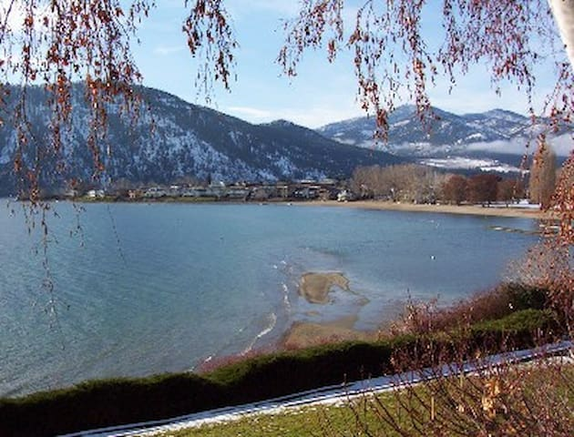 Wapato Point Condo on Lake Chelan/Manson