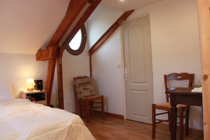 Chambre rurale Saint Jean-Baptiste - Les Andelys
