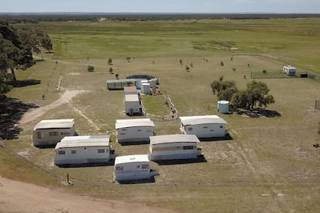 Nambung Station Stay - On Site Van 2