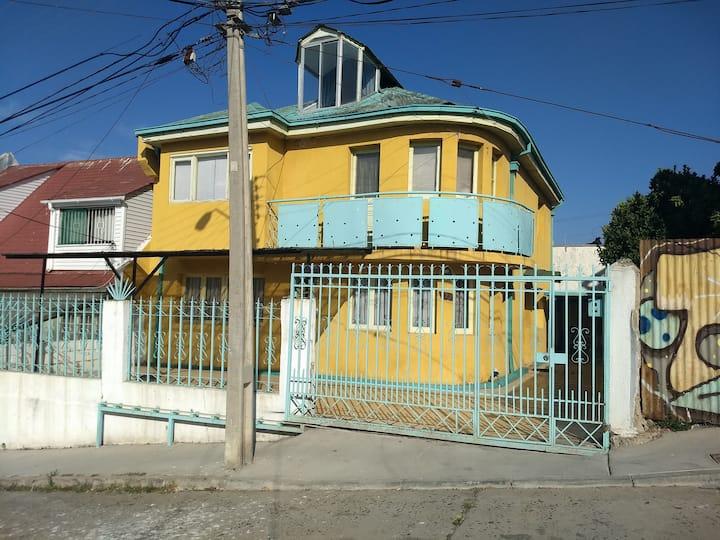 Habitaciones estudiantes valparaiso