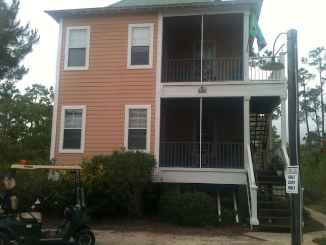 Island Resort Cottage in Perdido Key
