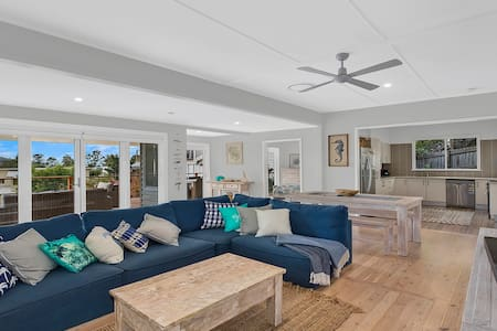 SURFRIDER COTTAGE - Great for extended family