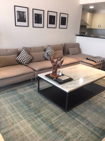 Designer Studio Pearl Qatar - Doha - Apartment