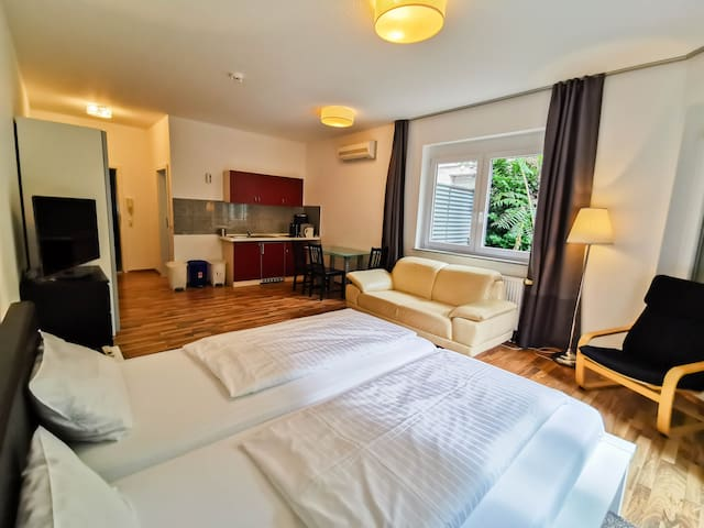 large and spacious studio at city centre of Heidelberg (3)
