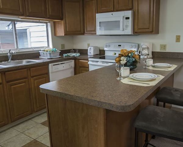 Fairway at Pocono Mountain Villas.7 nights 2Bed
