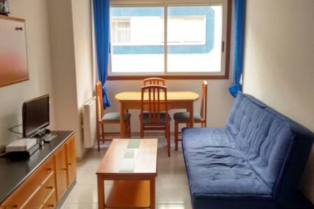 Amplio apartamento con parking privado - Appartamento