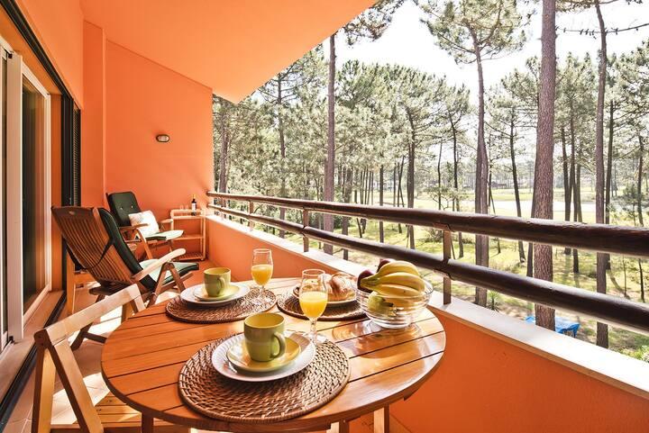 Aroeira Golf Apartment (C94)