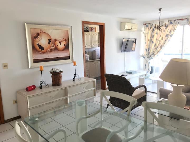 Apartamento cerca del Conrad y de la Playa Mansa