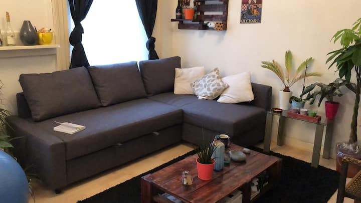 Double bedroom in the middle of Dublin City center