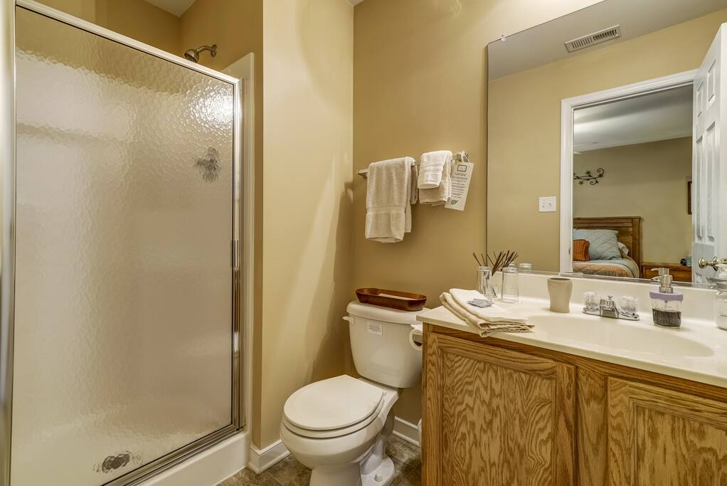 Shipham Bathroom - Simplicity and Comfort