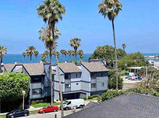 1 Bedroom Redondo Beach walk to the Beach 3 min