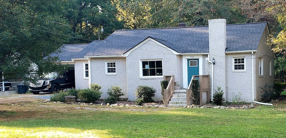 Cammy's Cottage (downtown Asheboro)