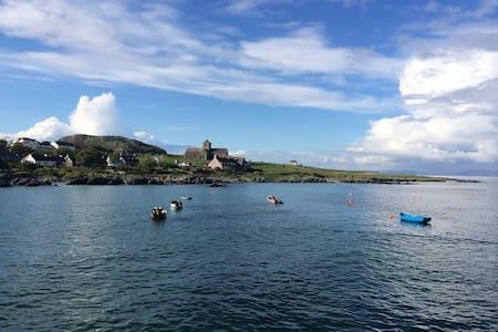 Isle of Iona Campsite - Isle of Iona - Tenda de campanya