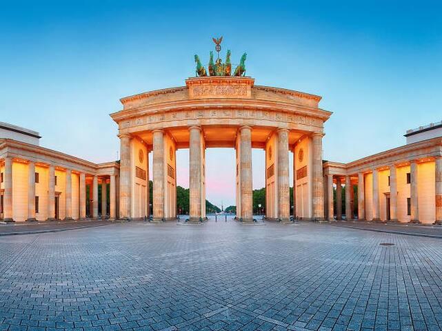 Guidebook for Berlin