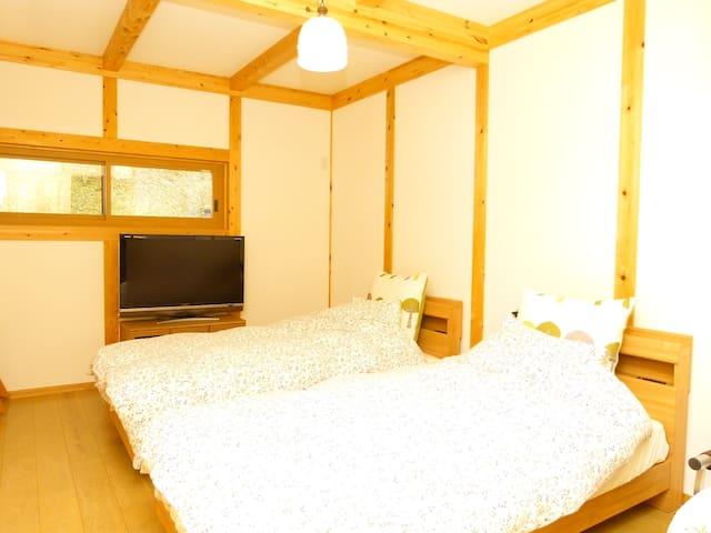 寝室(ロフト)