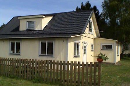 Gotlandstugor, Stuga 1A - Gotlands Tofta