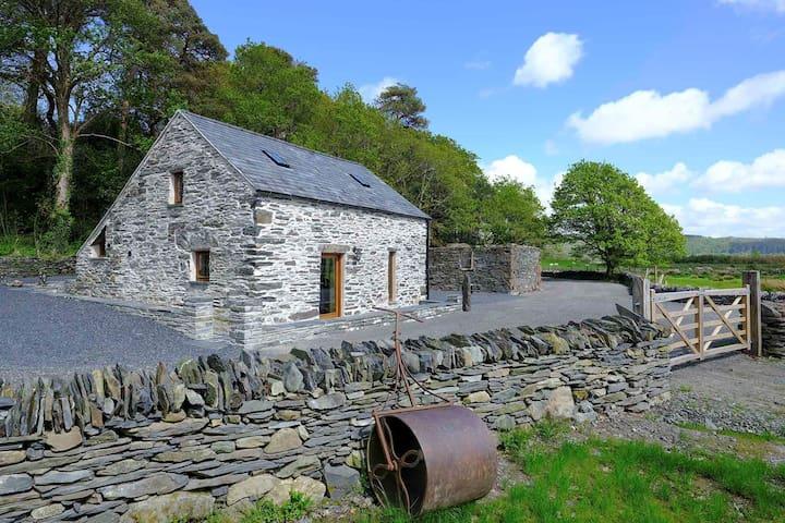 Tyn Llwyn Cornel - Cosy Snowdonia barn conversion