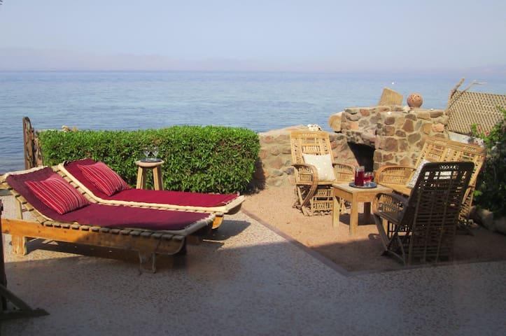 The Beach Retreat Dahab, Beachfront
