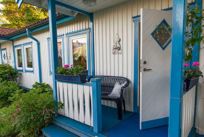 Ferienhaus Gabi Wohnung 1 - Wiek - Huis
