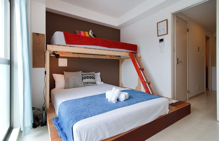 Galaxy Apartment  (Double bed room) 629
