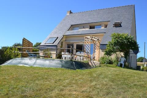 Maison Vue sur la baie de Douarnenez