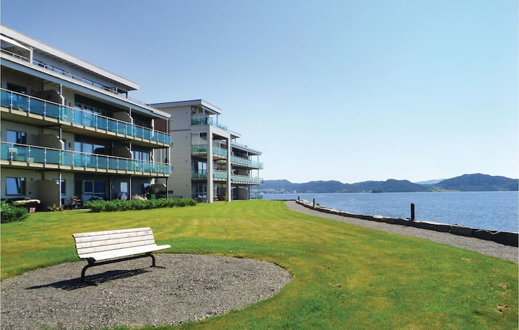 Holiday apartment with 1 bedroom on 50 m² in Valen
