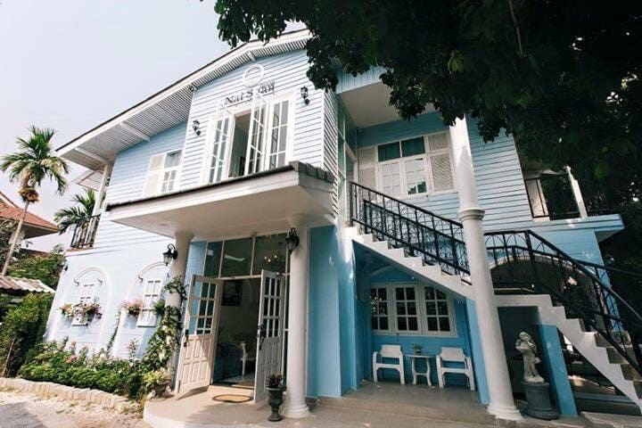 Nai Suan Bed and Breakfast - Mueang Chiang Rai - Apartemen