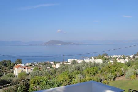 Beautiful villa at Egina - Egina