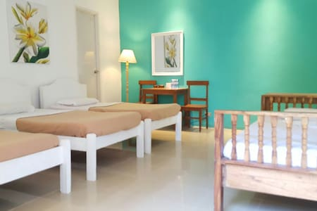 ☆1BR/Fit For Five. Samal island!☆ - Island Garden City of Samal - Bed & Breakfast