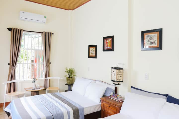 Deluxe Twin Room - T'Garden Homestay