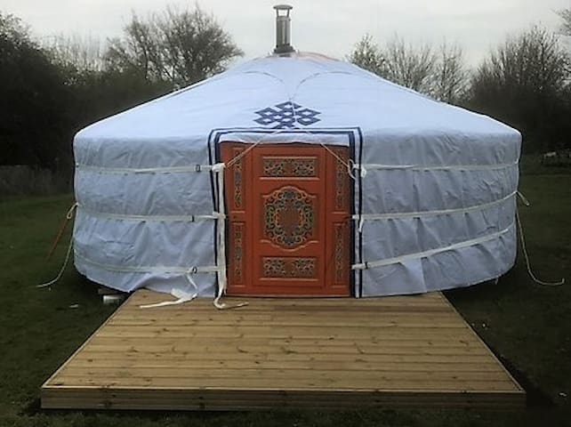 Gertie the Yurt - Suffolk - Jurta
