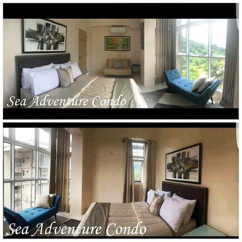 Sea Adventure Condo@ Pico De Loro - Nasugbu - Apto. en complejo residencial