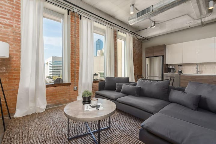 JURNY |Convention Center| Cozy 2bd DT Dallas