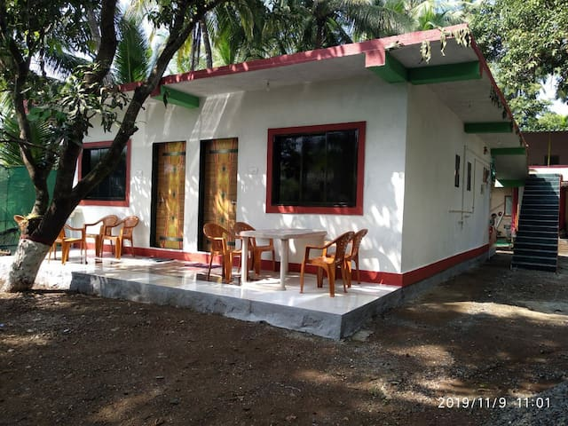 Secret Paradise Homes - Stay at Nagaon Alibaug