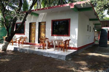 Secret Paradise Homes - Stay at Nagaon Alibaug