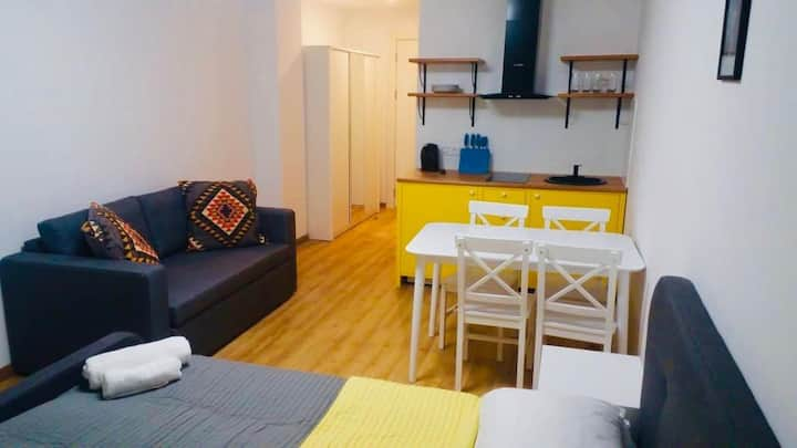 NM Apartment in New Gudauri, Loft 2