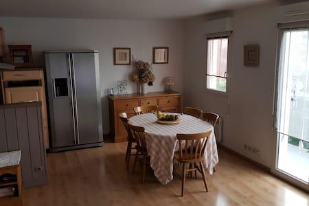 Appartement Duplex de 120m2 en Centre Ville - Chilly-Mazarin - 아파트
