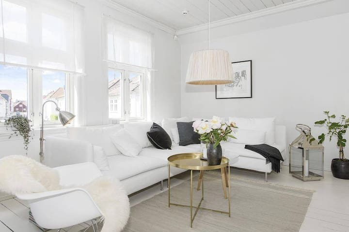 Big charming villa close to the city - Stavanger - House