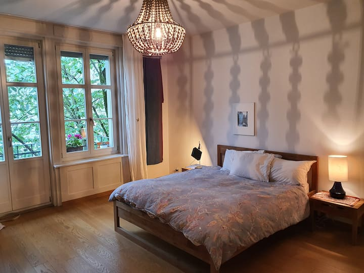 Beautiful 4.5 room apartment in the heart of Bern