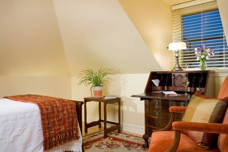 Woodley Park Guest House: Twin Room - Washington