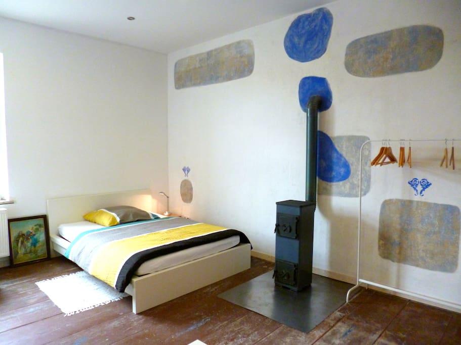Zimmer mit Bad oder