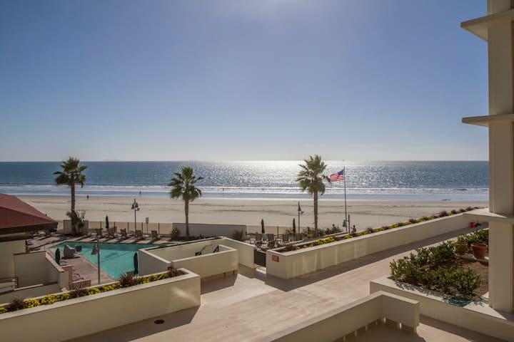 Coronado Shores Luxury Ocean Front