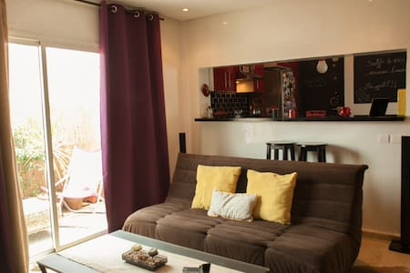 Appartement 2 pièces, Tamaris III, Casablanca - Casablanca