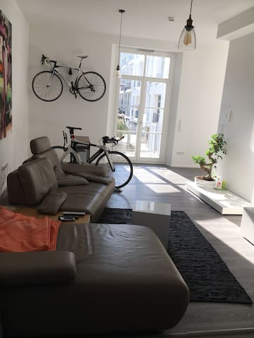 Helle großzügige Wohnung im Zentrum Ingolstadts